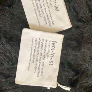 Femmie Zip Bag